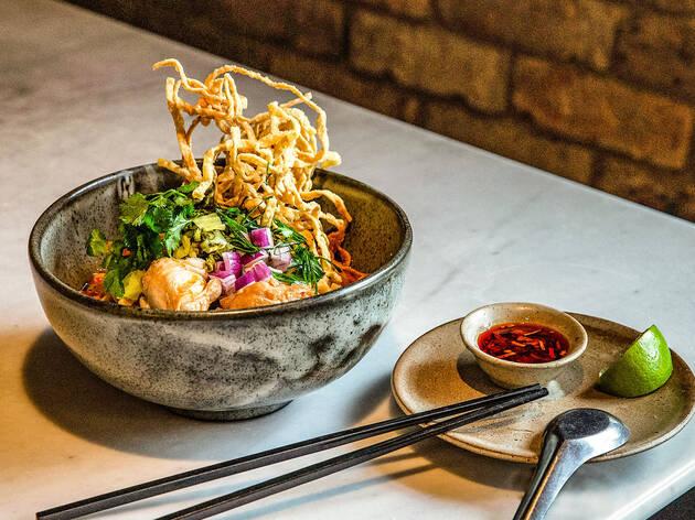 อาหารไทยเดลิเวอรี่กรุงเทพฯ